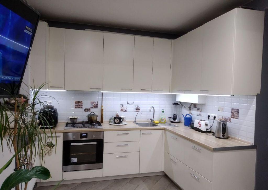 Продажа однокомнатной квартиры деревня Исаково, Рябиновая улица 9, цена 4800000 рублей, 2021 год объявление №296901 на megabaz.ru