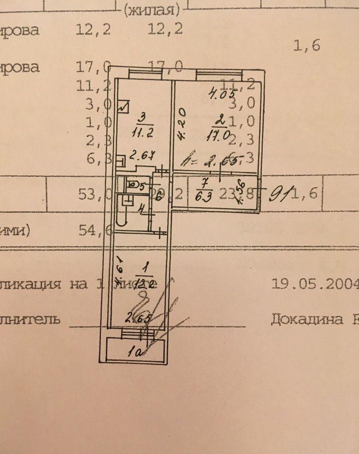 Продажа двухкомнатной квартиры Москва, метро Бульвар адмирала Ушакова, Чечёрский проезд 30, цена 8490000 рублей, 2021 год объявление №297948 на megabaz.ru