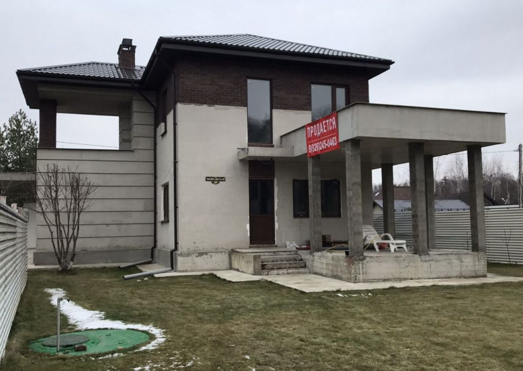 Продажа дома поселок Мещерино, цена 10850000 рублей, 2021 год объявление №297722 на megabaz.ru