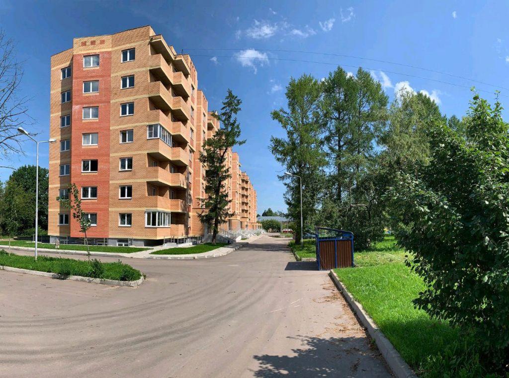 Продажа однокомнатной квартиры поселок Смирновка, цена 3000000 рублей, 2021 год объявление №298045 на megabaz.ru