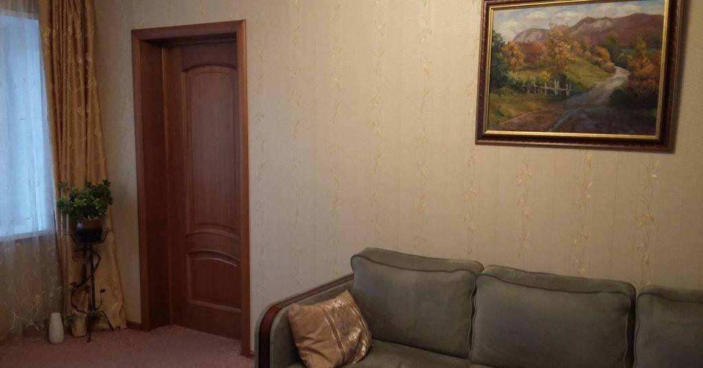 Продажа двухкомнатной квартиры деревня Тарасково, Комсомольская улица, цена 1800000 рублей, 2021 год объявление №298118 на megabaz.ru