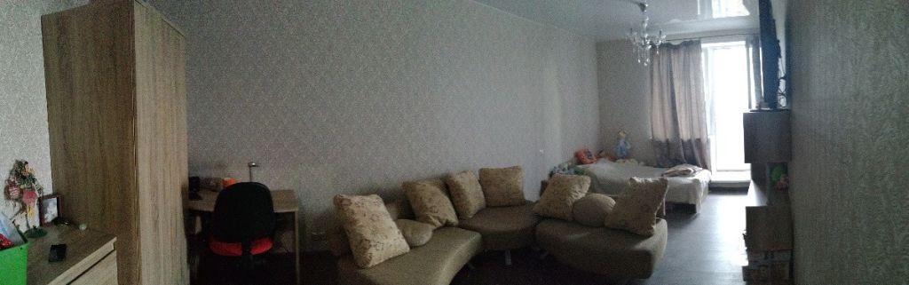 Продажа однокомнатной квартиры поселок Горки-10, цена 4300000 рублей, 2021 год объявление №299098 на megabaz.ru