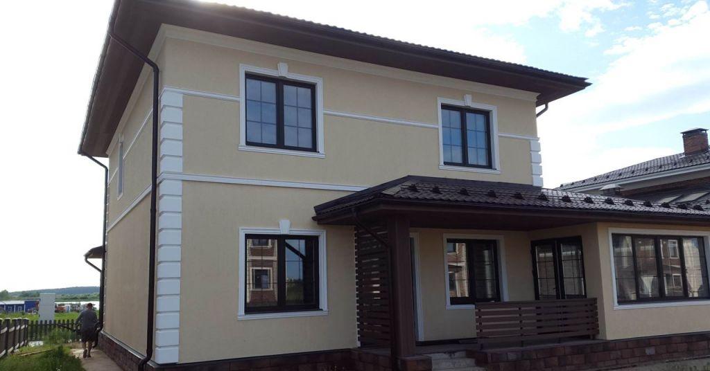 Продажа дома деревня Исаково, цена 12300000 рублей, 2021 год объявление №299793 на megabaz.ru