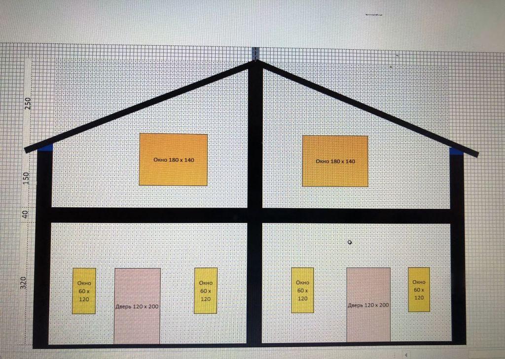 Продажа дома поселок городского типа Большие Дворы, цена 2200000 рублей, 2021 год объявление №300405 на megabaz.ru