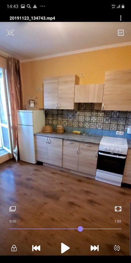 Аренда однокомнатной квартиры поселок Аничково, цена 16000 рублей, 2021 год объявление №921923 на megabaz.ru