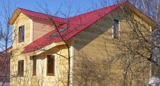 Аренда дома поселок Вешки, улица Льва Толстого, цена 5000 рублей, 2021 год объявление №922335 на megabaz.ru