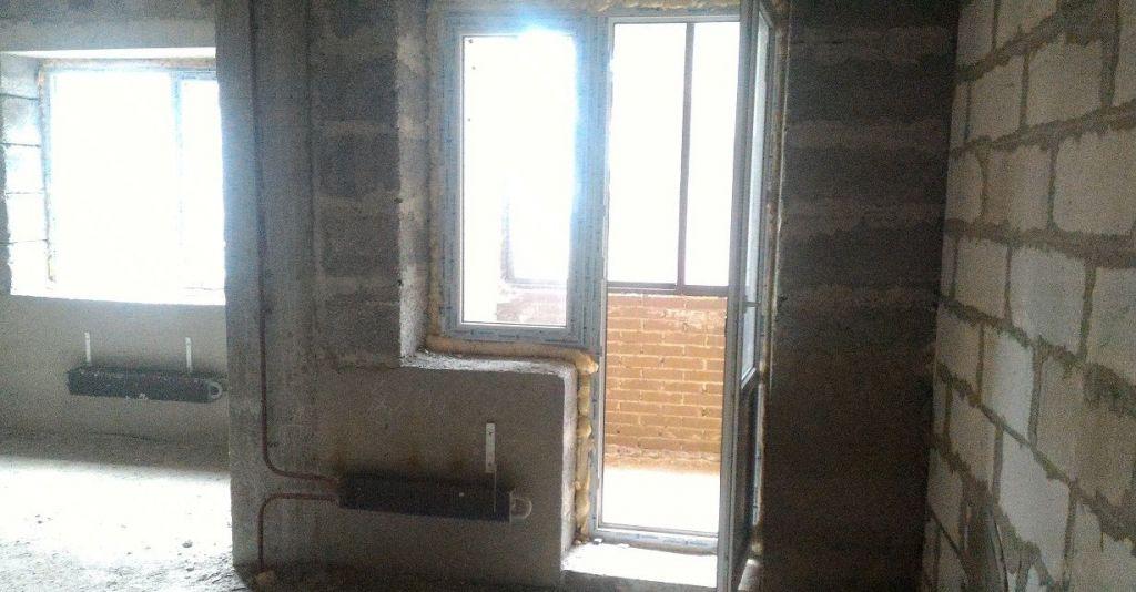 Продажа однокомнатной квартиры деревня Бородино, Варшавское шоссе 79, цена 2450000 рублей, 2021 год объявление №300890 на megabaz.ru