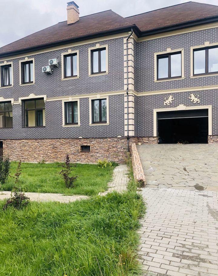 Продажа дома деревня Поповка, Запрудная улица 47, цена 42000000 рублей, 2021 год объявление №302794 на megabaz.ru