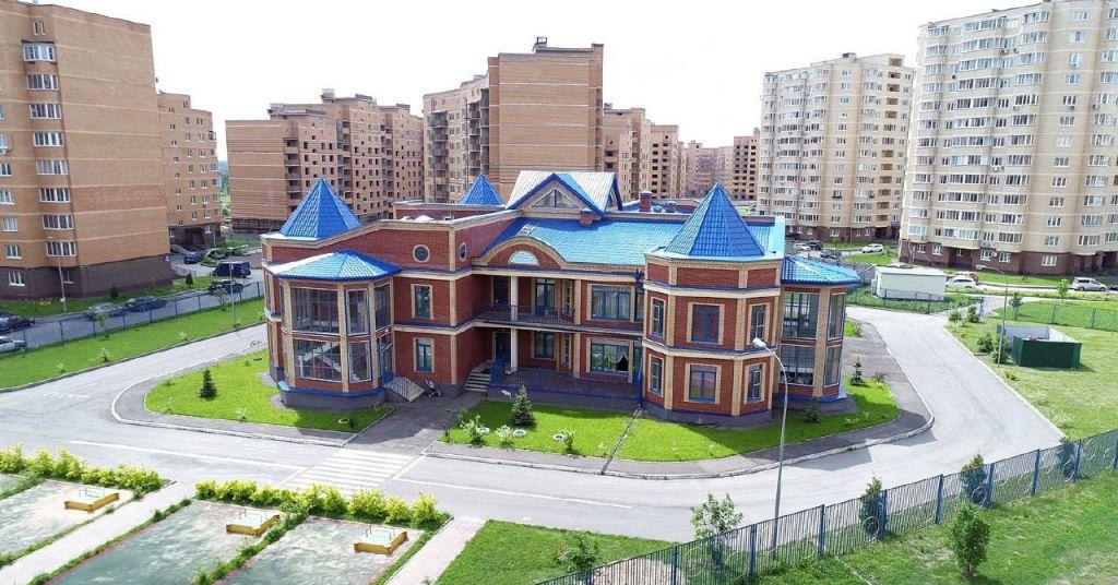 Продажа трёхкомнатной квартиры село Рождествено, цена 4400000 рублей, 2021 год объявление №302826 на megabaz.ru