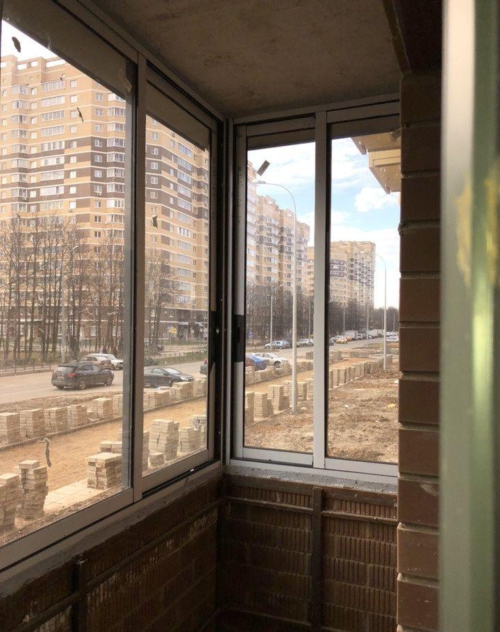Продажа двухкомнатной квартиры Пушкино, улица Просвещения 8к1, цена 4500000 рублей, 2021 год объявление №304800 на megabaz.ru