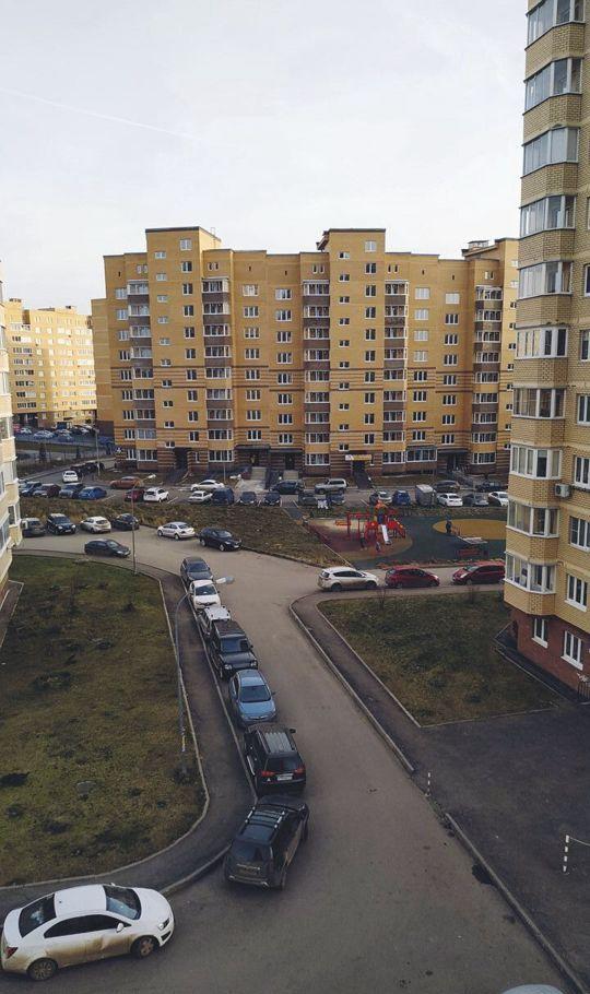 Продажа студии село Рождествено, Сиреневый бульвар 8, цена 3250000 рублей, 2021 год объявление №304543 на megabaz.ru