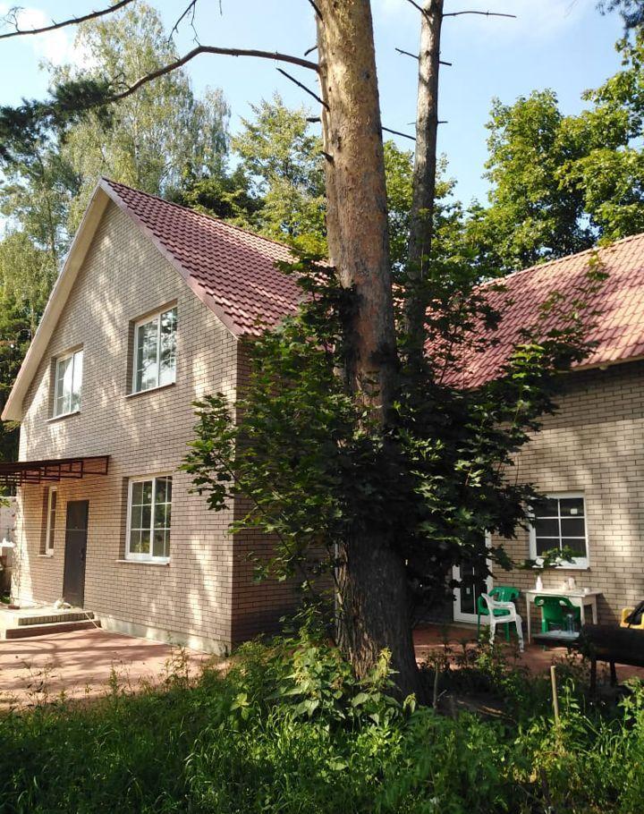 Продажа дома поселок городского типа Загорянский, Теннисная улица, цена 7400000 рублей, 2021 год объявление №304802 на megabaz.ru