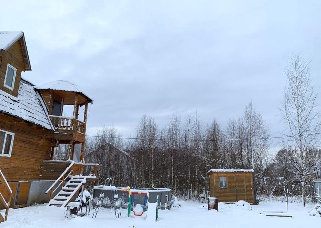 Продажа дома деревня Васькино, Васильковая улица, цена 5200000 рублей, 2021 год объявление №304548 на megabaz.ru