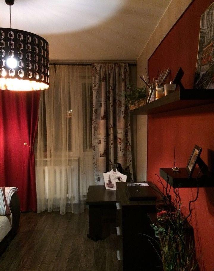 Продажа однокомнатной квартиры поселок городского типа Монино, улица Генерала Дементьева 15, цена 2200000 рублей, 2021 год объявление №307189 на megabaz.ru