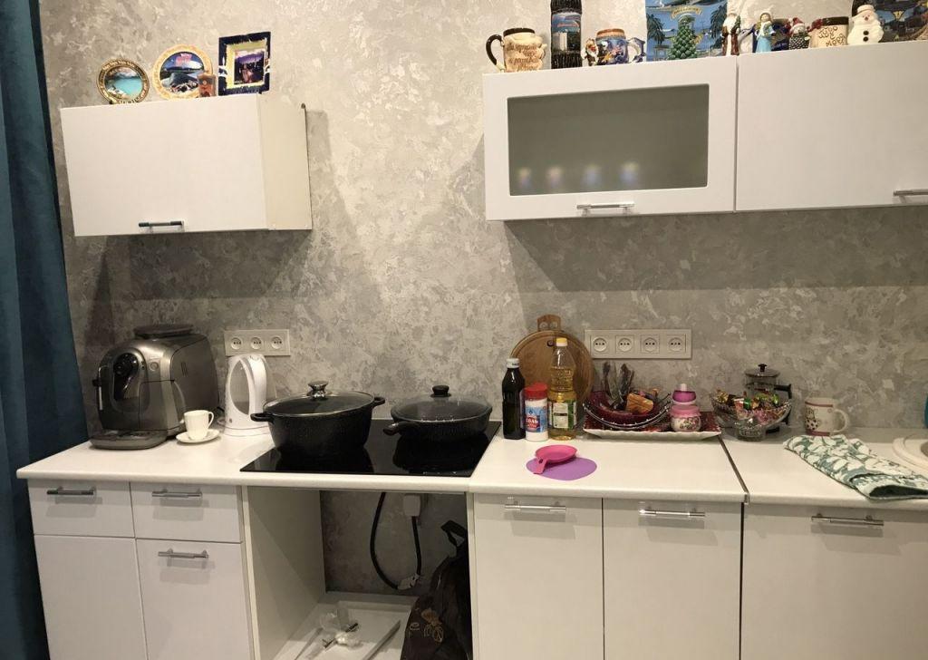 Продажа однокомнатной квартиры деревня Бородино, Варшавское шоссе 73к2, цена 3300000 рублей, 2021 год объявление №307182 на megabaz.ru