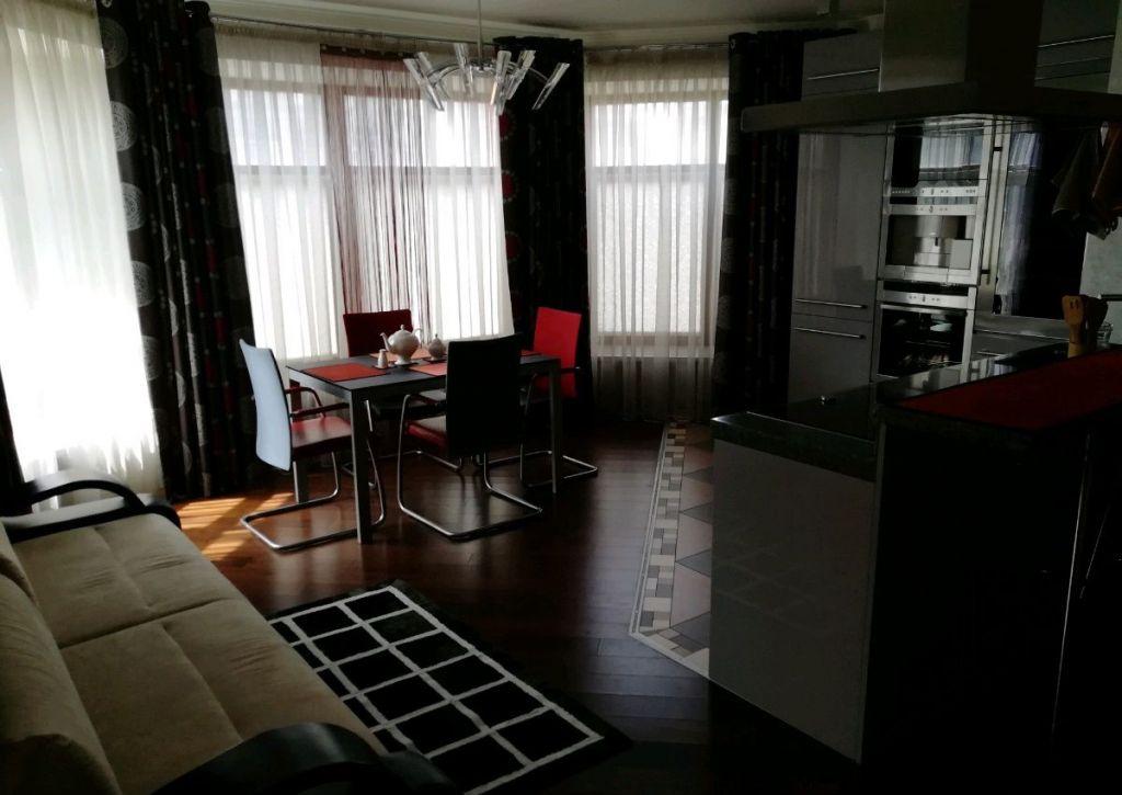 Продажа двухкомнатной квартиры Москва, метро Черкизовская, улица Хромова 5, цена 18500000 рублей, 2021 год объявление №307661 на megabaz.ru