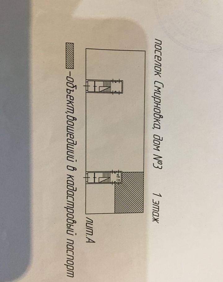 Продажа двухкомнатной квартиры поселок Смирновка, цена 1800000 рублей, 2021 год объявление №307291 на megabaz.ru