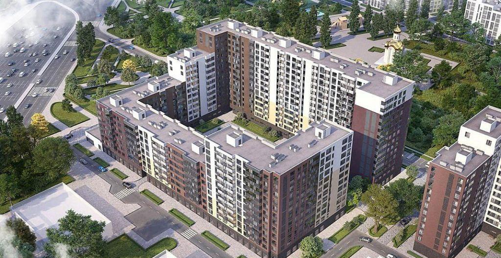 Купить двухкомнатную квартиру в Поселке коммунарка - megabaz.ru