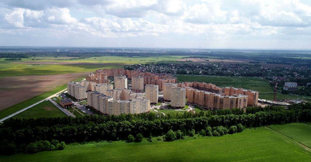 Продажа двухкомнатной квартиры село Рождествено, Рождественский бульвар 1, цена 4350000 рублей, 2021 год объявление №307825 на megabaz.ru