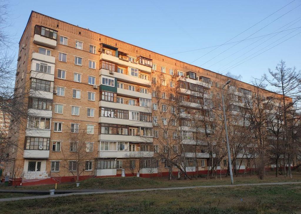 Продажа однокомнатной квартиры Москва, метро Римская, Нижегородская улица 9А, цена 7200000 рублей, 2021 год объявление №310317 на megabaz.ru