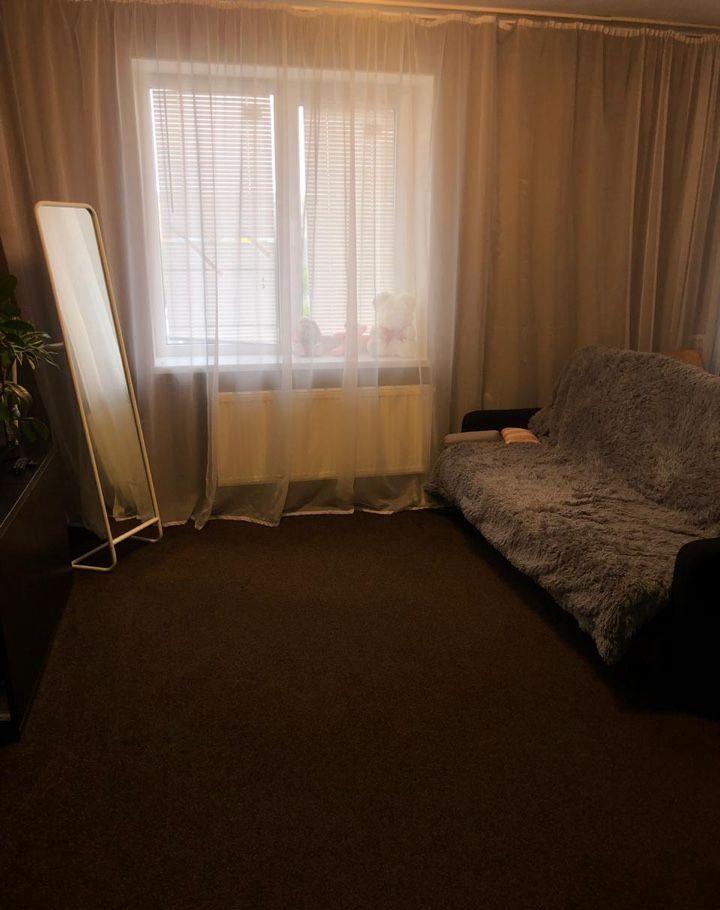 Аренда однокомнатной квартиры село Верзилово, Мещерская улица 7, цена 15000 рублей, 2021 год объявление №933381 на megabaz.ru