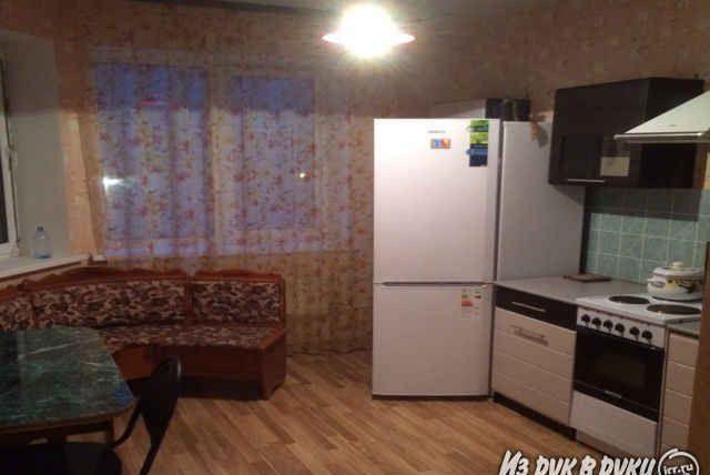 Аренда двухкомнатной квартиры поселок городского типа Новоивановское, улица Агрохимиков 19, цена 35000 рублей, 2020 год объявление №346778 на megabaz.ru