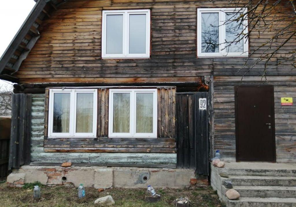 Продажа дома село Тарасовка, Большая Тарасовская улица 96, цена 6900000 рублей, 2021 год объявление №311649 на megabaz.ru