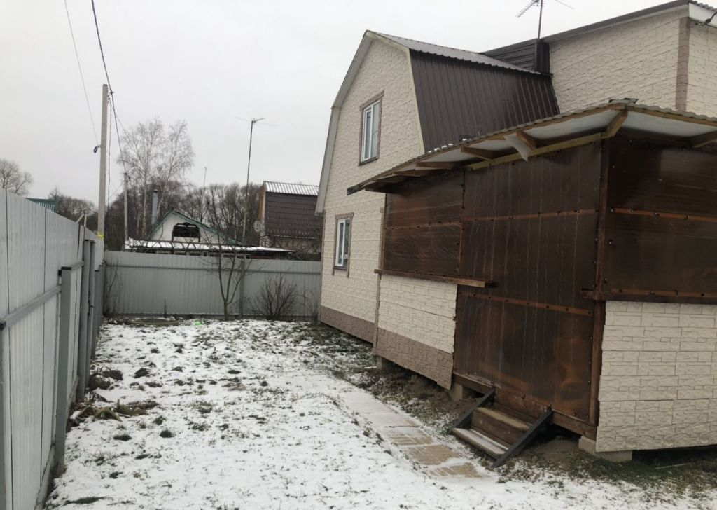 Продажа дома деревня Васькино, цена 2850000 рублей, 2021 год объявление №311834 на megabaz.ru
