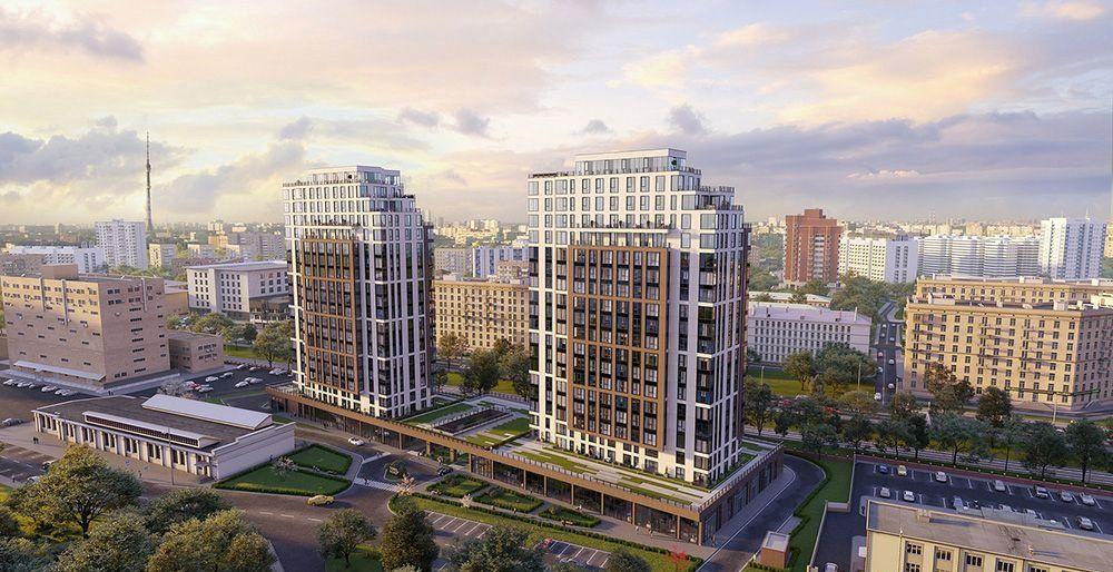 Продажа однокомнатной квартиры Москва, метро Савеловская, цена 8900000 рублей, 2021 год объявление №311715 на megabaz.ru