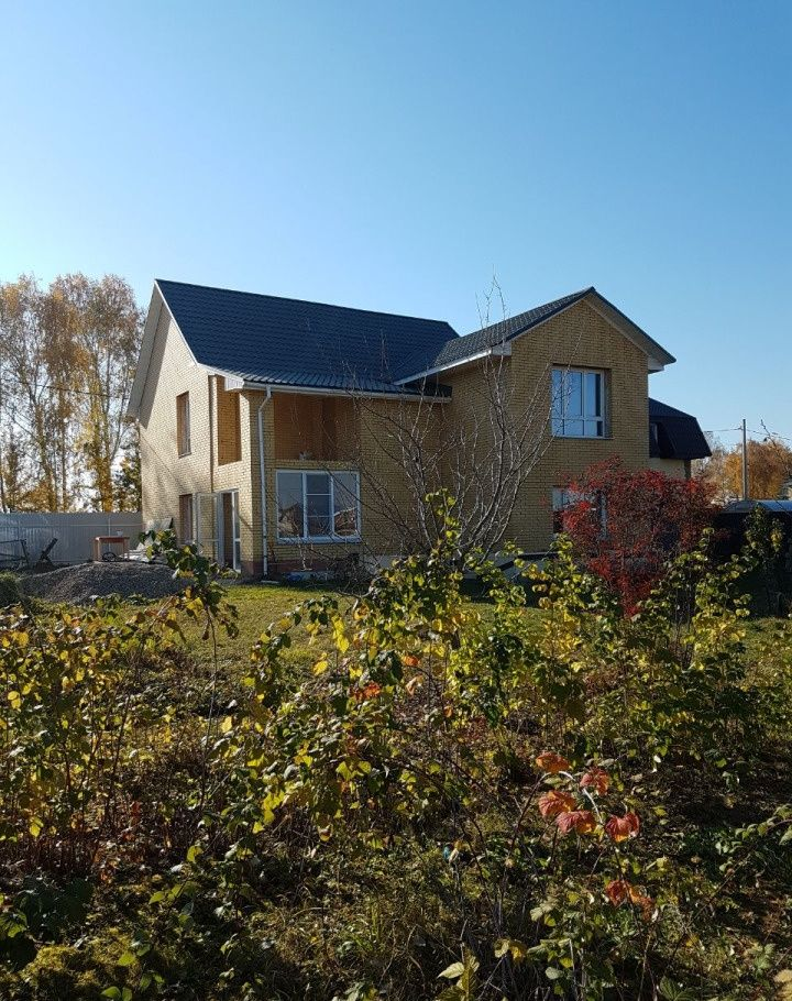 Продажа дома деревня Васькино, цена 5700000 рублей, 2021 год объявление №313095 на megabaz.ru