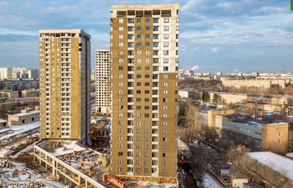 Продажа трёхкомнатной квартиры Москва, метро Варшавская, Каширский проезд 25к5, цена 16450000 рублей, 2021 год объявление №313261 на megabaz.ru