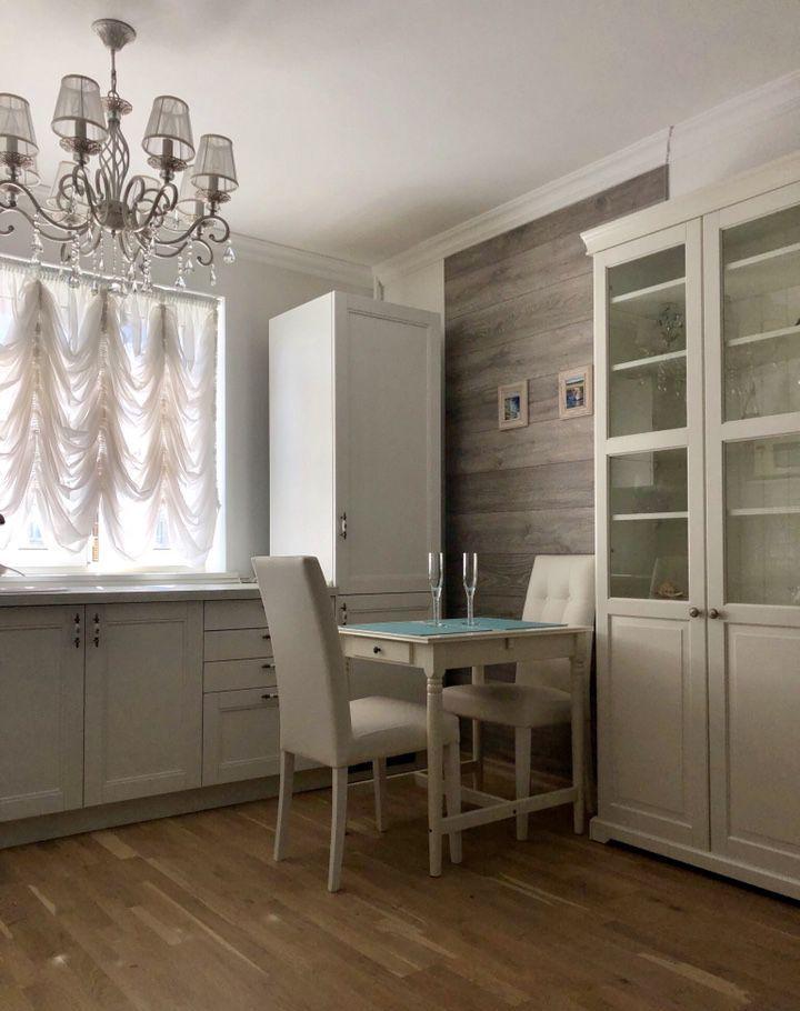 Продажа двухкомнатной квартиры село Рождествено, Сиреневый бульвар, цена 5500000 рублей, 2021 год объявление №313550 на megabaz.ru