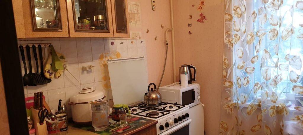 Продажа двухкомнатной квартиры поселок городского типа Монино, улица Алксниса 40, цена 3300000 рублей, 2021 год объявление №314371 на megabaz.ru