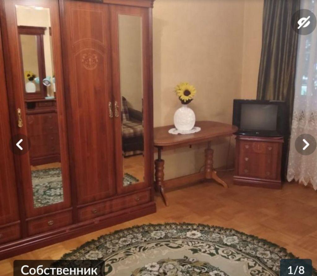 Аренда однокомнатной квартиры Москва, метро Митино, Митинская улица 52, цена 35000 рублей, 2021 год объявление №937670 на megabaz.ru