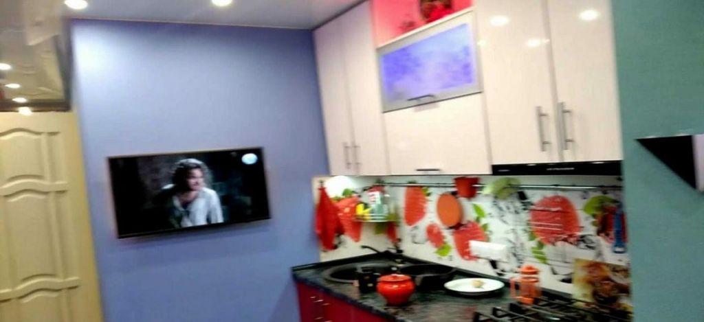 Продажа двухкомнатной квартиры деревня Никулино, цена 2600000 рублей, 2021 год объявление №315959 на megabaz.ru