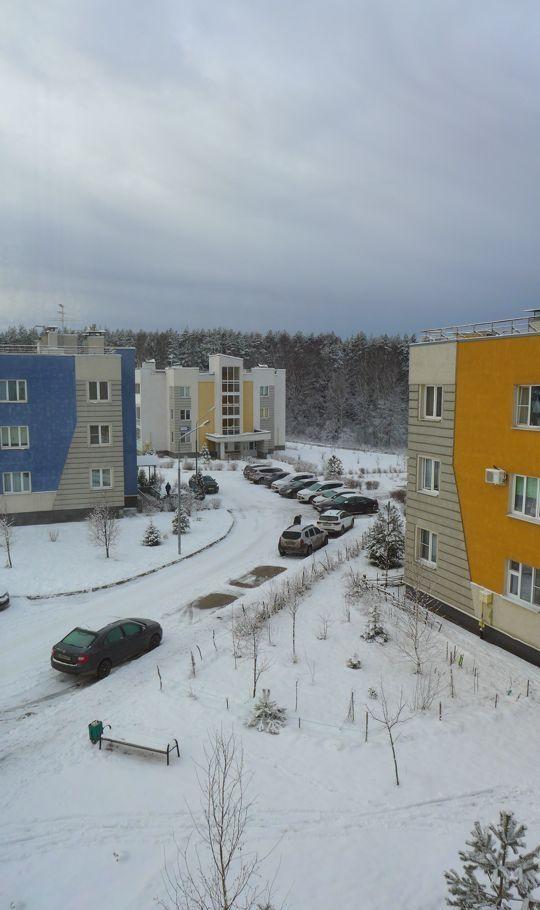 Продажа однокомнатной квартиры деревня Чёрная, Солнечная улица 21, цена 4500000 рублей, 2021 год объявление №316898 на megabaz.ru