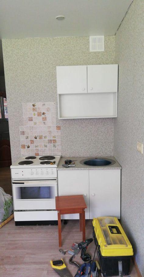 Продажа однокомнатной квартиры деревня Большие Жеребцы, цена 1460000 рублей, 2021 год объявление №319210 на megabaz.ru