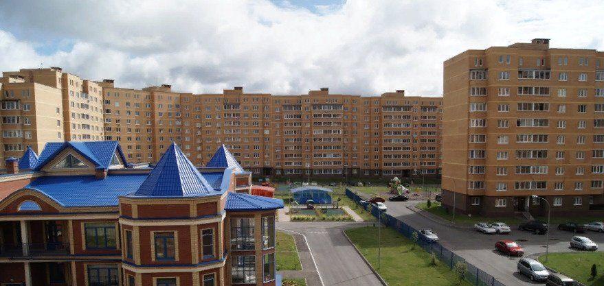 Продажа трёхкомнатной квартиры село Рождествено, Сиреневый бульвар 3, цена 4900000 рублей, 2021 год объявление №321923 на megabaz.ru