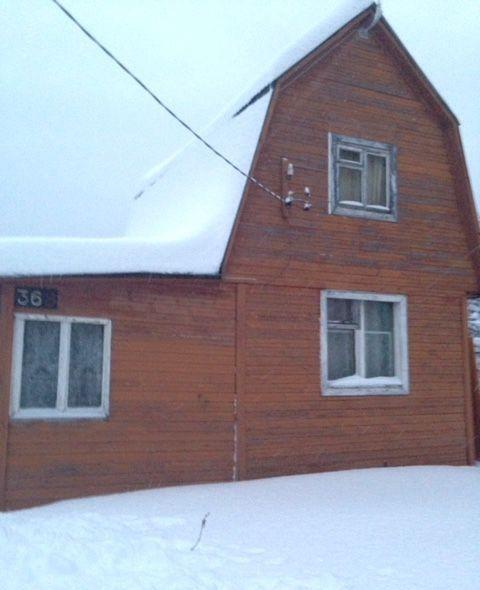 Продажа дома деревня Алфёрово, цена 350000 рублей, 2021 год объявление №320992 на megabaz.ru