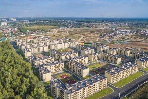 Продажа однокомнатной квартиры деревня Исаково, Рябиновая улица 6к1, цена 3900000 рублей, 2021 год объявление №321233 на megabaz.ru