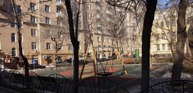 Продажа трёхкомнатной квартиры Москва, метро Баррикадная, Новинский бульвар 18с1, цена 45000000 рублей, 2021 год объявление №322297 на megabaz.ru