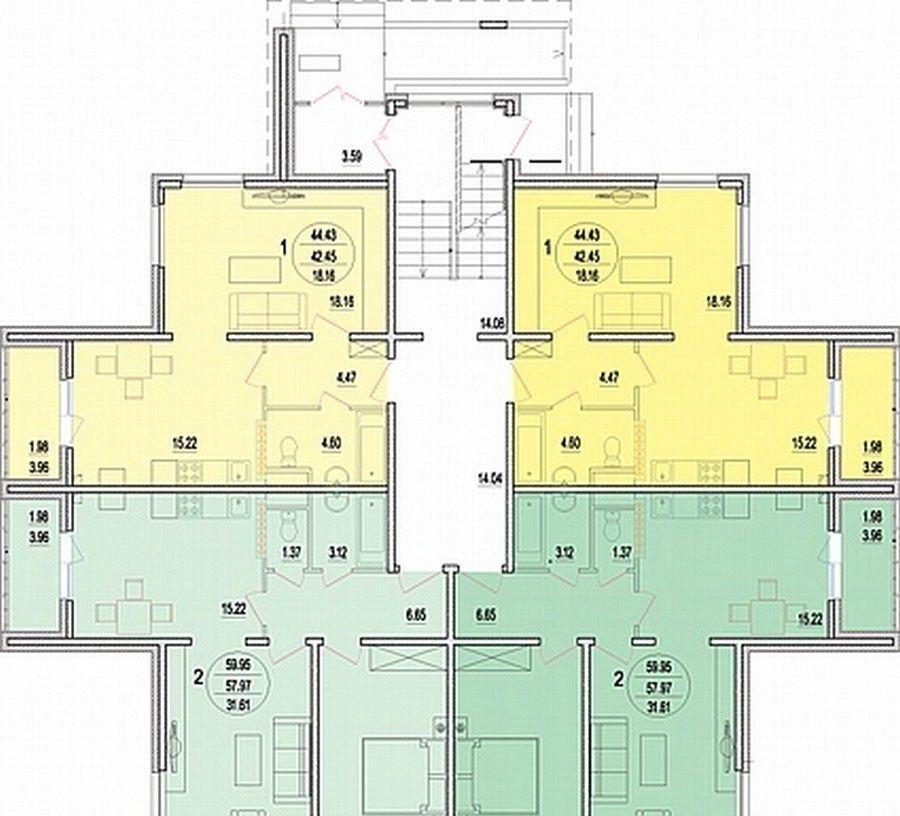 Продажа однокомнатной квартиры деревня Чёрная, Европейская улица 47, цена 4700000 рублей, 2021 год объявление №322813 на megabaz.ru