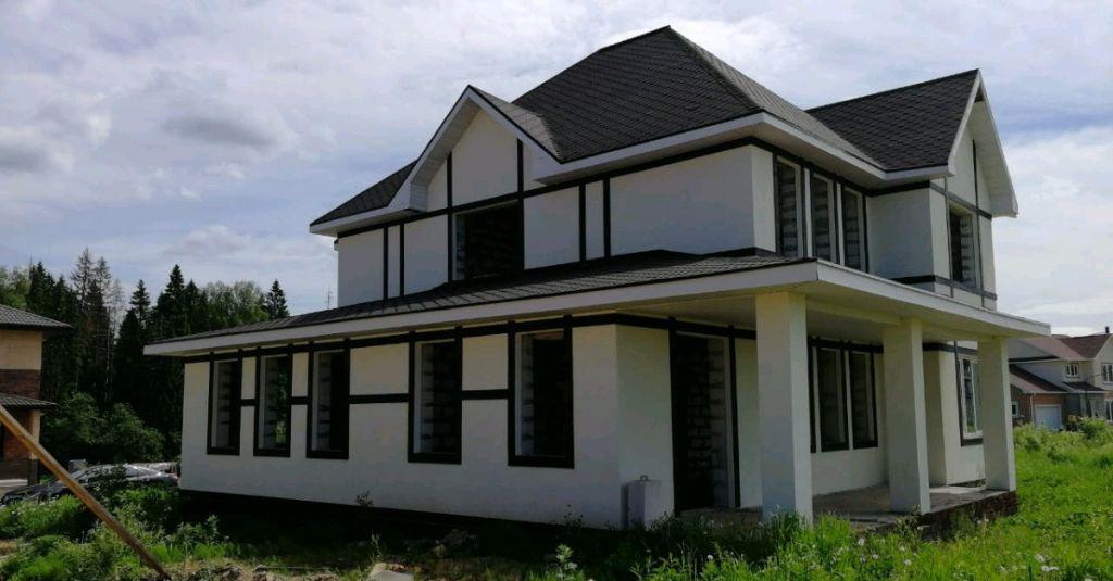 Купить дом в Коттеджном поселке ла-манше - megabaz.ru