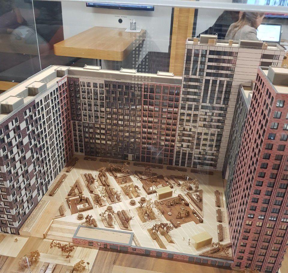 Продажа однокомнатной квартиры Москва, метро Фили, цена 11200000 рублей, 2021 год объявление №323603 на megabaz.ru