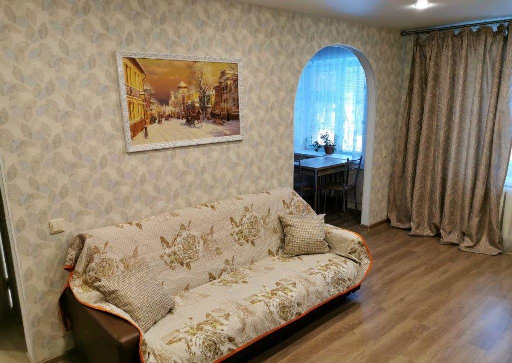 Аренда однокомнатной квартиры поселок Горки-2, цена 25000 рублей, 2021 год объявление №951021 на megabaz.ru