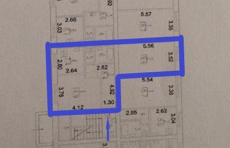 Продажа двухкомнатной квартиры Москва, метро Варшавская, Симферопольский бульвар 1, цена 10300000 рублей, 2021 год объявление №323805 на megabaz.ru