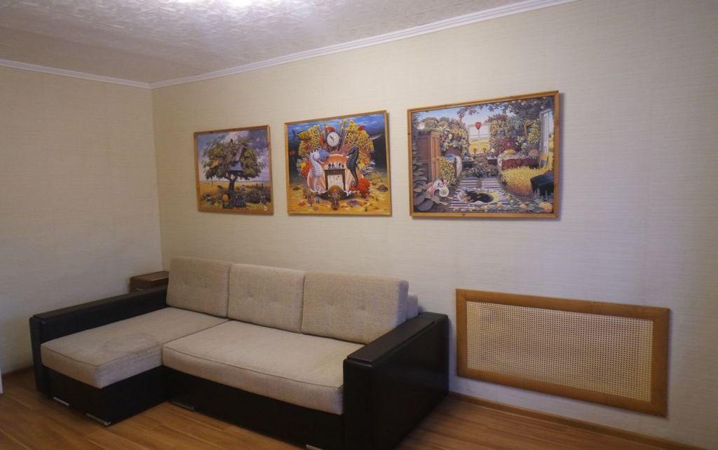 Аренда однокомнатной квартиры Пересвет, улица Гагарина 5, цена 13500 рублей, 2021 год объявление №951297 на megabaz.ru