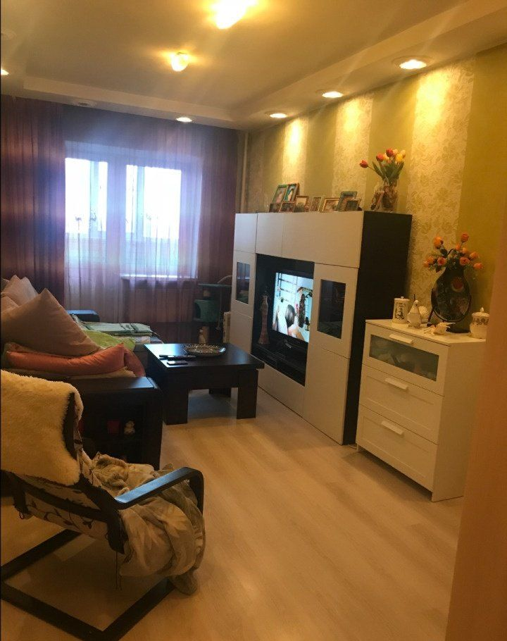 Продажа однокомнатной квартиры Лыткарино, Набережная улица 7, цена 4200000 рублей, 2021 год объявление №324260 на megabaz.ru