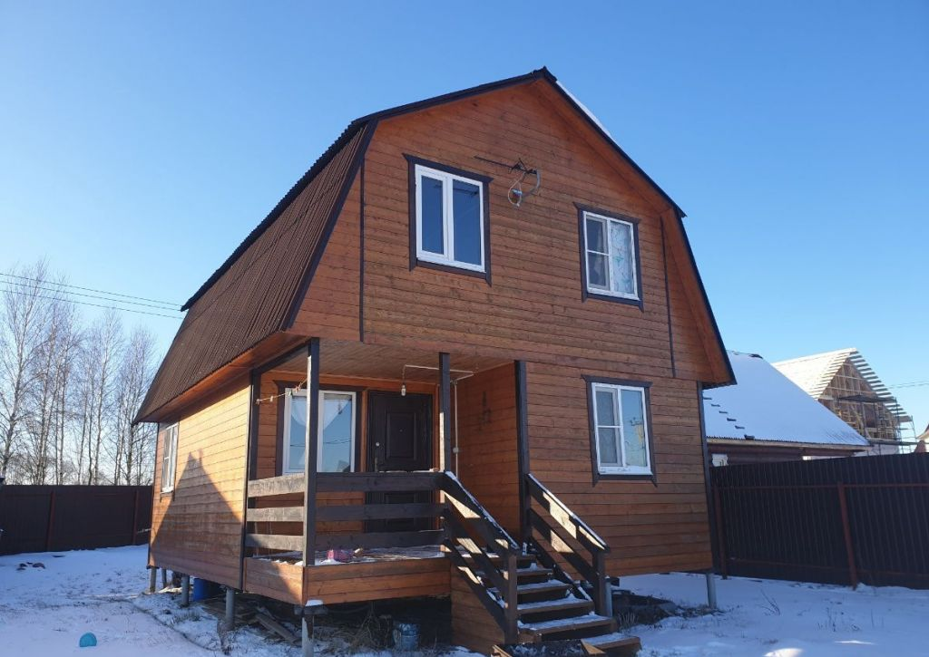 Продажа дома деревня Головково, цена 2100000 рублей, 2021 год объявление №324991 на megabaz.ru