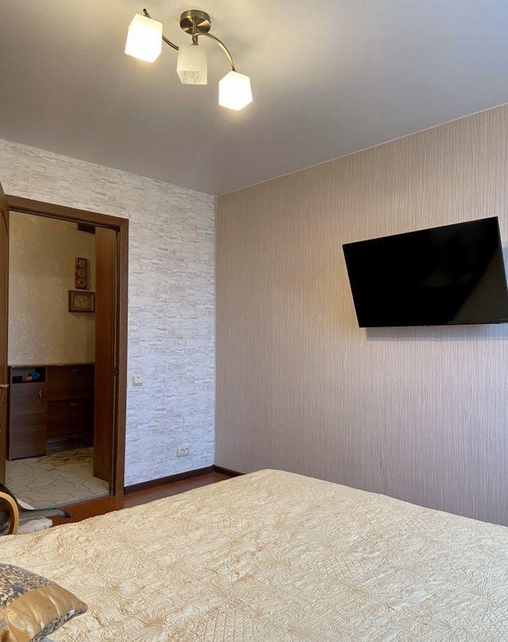 Продажа трёхкомнатной квартиры рабочий посёлок Столбовая, Парковая улица 10, цена 4900000 рублей, 2021 год объявление №324871 на megabaz.ru